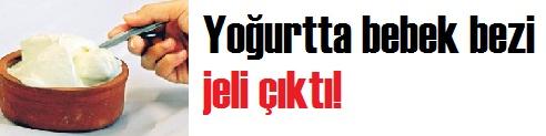 yoğurt jel