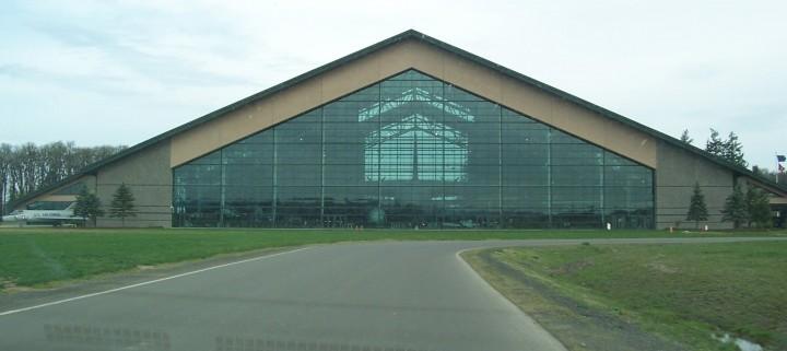 THY Havacılık Müzesi Hangar