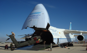 an-124-100 ruslan load